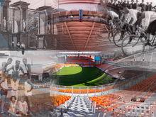 От велодрома до «Екатеринбург-Арены»: сто лет истории главного стадиона города