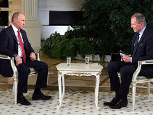 «У нас ведь много бунтарей». Путин — о жизни после 2024 года, оппозиции и возврате Крыма