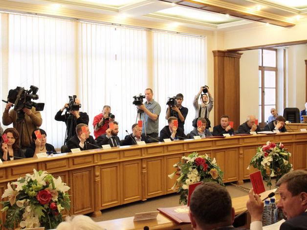 Мэра полуторамиллионного Екатеринбурга будут выбирать шесть человек