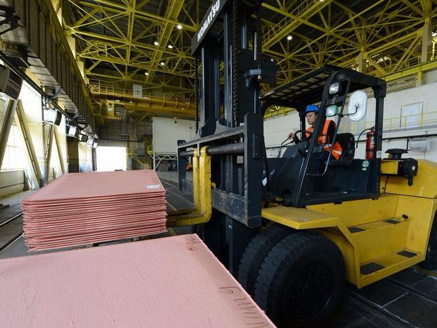 На головном предприятии УГМК запустили цех стоимостью 4,3 млрд руб.