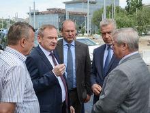 Губернатор призвал власти Ростова за неделю привести центр Ростова в порядок