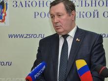 Ушел из жизни депутат донского парламента Владимир Катальников