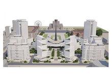В Ростове за Театральной площадью построят элитный жилой комплекс за 3 млрд руб.