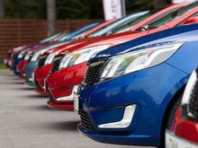 Рынок новых автомобилей в Ростовской области показал рост на 13%