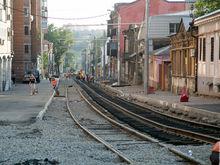 И снова нет: Реконструкцию улицы Станиславского в Ростове вновь не успели закончить в срок