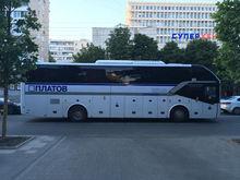 Переоценили: Из Ростова в Платов перестали ходить автобусы большой вместимости