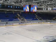 Деньги есть. В Нижнем Новгороде обновят арену КРК «Нагорный»