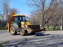 Красноярск берет в лизинг дорожную технику почти на 1 млрд рублей