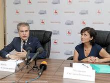 Новый стандарт МФЦ представил Владимир Панов на тематическом брифинге