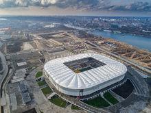 Спортивный кластер в Ростове будет готов к 2025 году