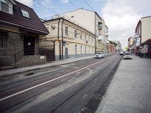 Трамваи по улице Станиславского в Ростове пойдут уже 1 июля