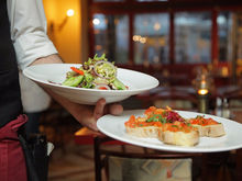 Сбербанк и Rambler готовят перелом на рынке общепита — заказ еды до прихода в ресторан