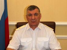 Муслим Даххаев назначен новым начальником ГУФСИН по Ростовской области