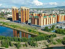 Мэрии Красноярска предписали остановить строительство высоток рядом с Южным берегом
