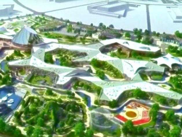 Новые подробности. Каким будет мега-зоопарк от «Синары» за 5 млрд руб.