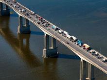 В Нижнем Новгороде схему ограничения движения по Мызинскому мосту пересмотрят