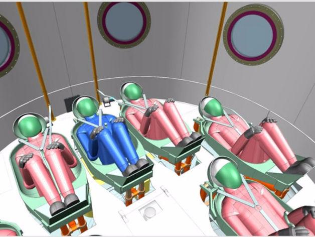 На орбиту за $200 тыс. Президента УГМК заподозрили в финансировании космического туризма