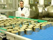 В Нижегородской области на 1,5 млрд руб. вырос объем производства пищевых продуктов