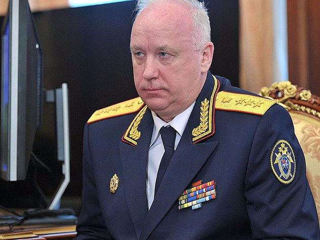 Глава СК Александр Бастрыкин