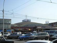 Парковка у Центрального рынка закроется на ремонт