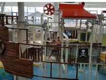 На территорию новосибирского аквапарка зашел ресторанный холдинг «Конквест»
