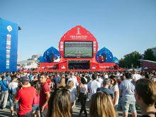 Театральную площадь в Ростове планируют открыть до конца июля