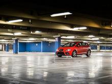 Новосибирские разработчики внедрили в трех ТЦ города новую систему паркинга
