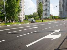 Новая дорожная разметка и дорожные знаки обойдутся Ростову в 47,5 млн рублей