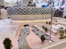 Теперь точно построят. Власти утвердили площадку для строительства ледовой арены УГМК