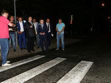 «Зебры» на пешеходных переходах Нижнего Новгорода изменят свой цвет