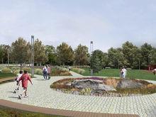 Два парка и 36 дворов благоустроят в Ростове до конца 2018 года