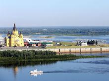 В Нижнем Новгороде рабочая группа разработает концепцию развития Стрелки