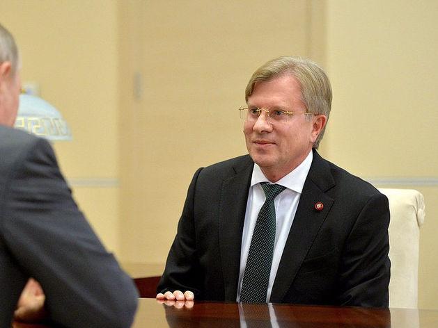 Виталий Савельев, гендиректор «Аэрофлота»