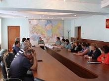 Судебные приставы Красноярского края встретились с клиентами «Крепости»