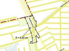 Развязка на Оганова в Ростове займет площадь в 2,5 Га