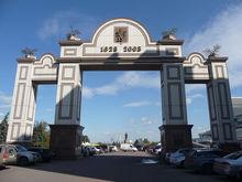 В Красноярске на месяц закроют въезд на площадь Мира