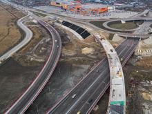 В ближайшее время начнется реализация 2-го этапа реконструкции южного подъезда к Ростову