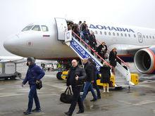 """Имущество авиакомпании """"Донавиа"""" в Ростове хотят продать за 1,5 млрд рублей"""