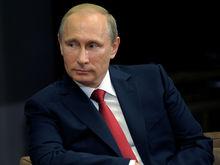 Владимир Путин прибыл в Новосибирск