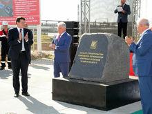 В Нижегородской области началось строительство  комплекса переработки нефтяных остатков