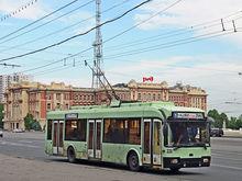 В Ростове займутся развитием троллейбусного движения