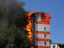 Завершено следствие по делу о пожаре в отеле Torn House в центре Ростова