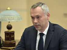 Андрей Травников стал губернатором с большинством голосов на выборах