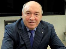 Сегодня отмечает юбилей президент Новосибирского банковского клуба Владимир Женов