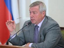 Губернатор Ростовской области пожаловался на отсутствие стимула у чиновников