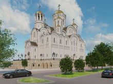 Строительство храма Святой Екатерины начнется в декабре этого года