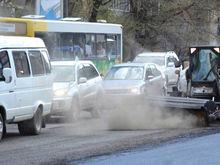 Суд не принял иск «УДиБ» к подрядчику капремонта улицы Ленина в Красноярске