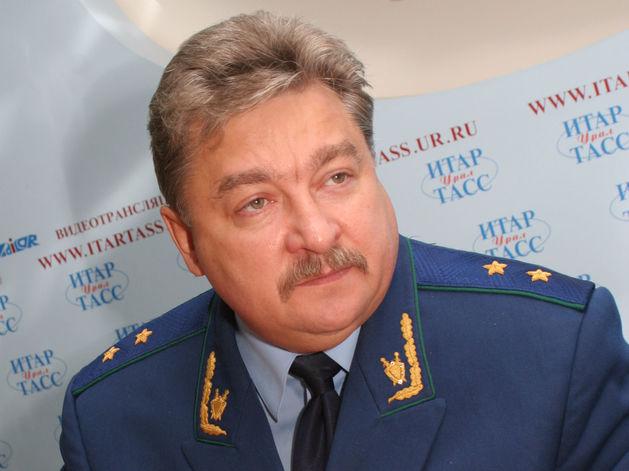 «Спасибо всем». Юрий Пономарев получил назначение в Москве и попрощался с уральцами