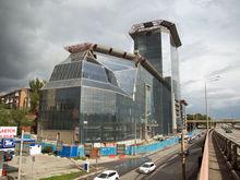 Владельца  недостроенного отеля Sheraton в Ростове банкротит подрядчик