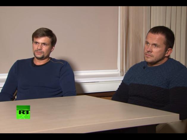 «Какие ж они «шпиёны». Подозреваемые по делу Скрипаля дали странное интервью. Реакции